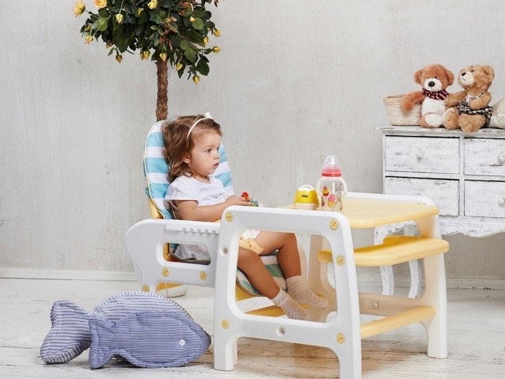 Детский стульчик для девочки.