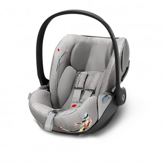 Автокресло Cybex Cloud Z Koi Crystallized, 0-13 кг