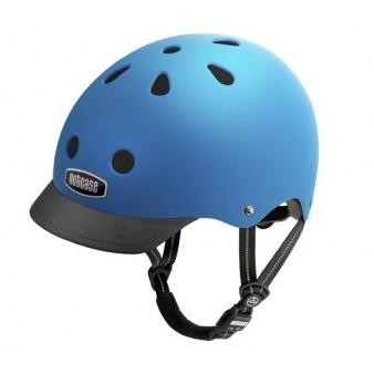 Защитный шлем Nutcase Street Atlantic Blue Matte