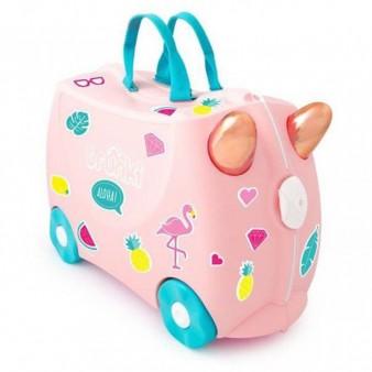 Детский чемодан Trunki Фламинго Флосси