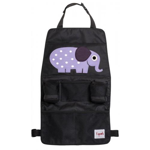 Фиолетовый слоник