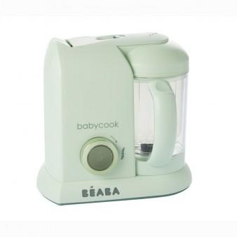 Блендер-пароварка Beaba Babycook Macarons Jade Green