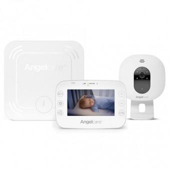 Беспроводной монитор движения + видеоняня с 4,3'' LCD дисплеем Angelcare AC327