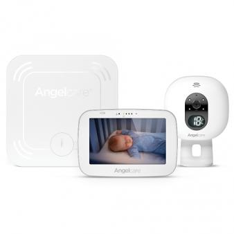 Беспроводной монитор движения + видеоняня с 5'' LCD дисплеем Angelcare AC527