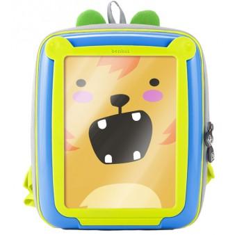 Детский рюкзак Benbat GoVinci синий/зеленый