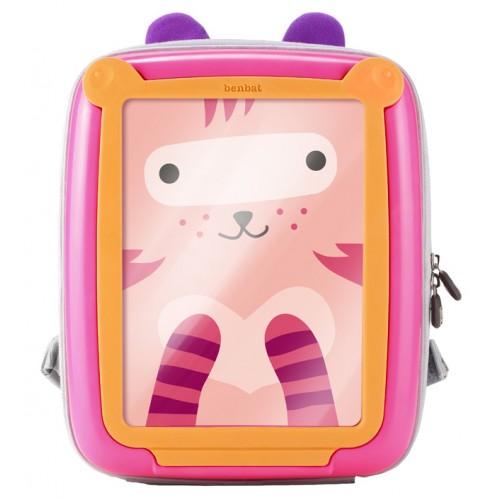 Детский рюкзак Benbat GoVinci розовый/оранжевый