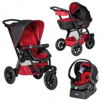 Детская коляска Chicco Activ3 3-в-1