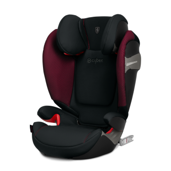 Автокресло Cybex Solution S-Fix - Scuderia Ferrari, 15-36 кг
