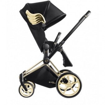 Прогулочная коляска Cybex Priam Lux Wings by Jeremy Scott