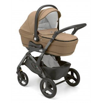 Детская коляска Cam Dinamico UP Premium 3 в 1 Экокожа