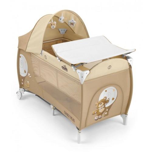 Детский манеж-кроватка Cam Daily Plus
