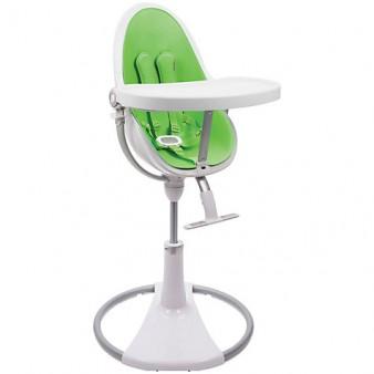 Стульчик для кормления 3 в 1 Bloom Fresco Chrome White