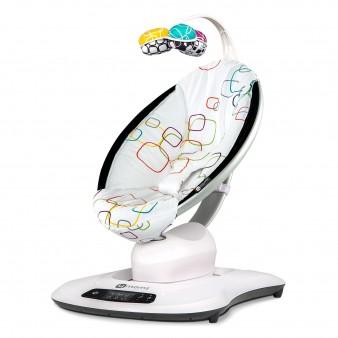 Кресло-качалка 4moms Mamaroo 4.0 Multi Plush