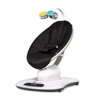 Кресло-качалка 4moms Mamaroo 4.0 Black Classic