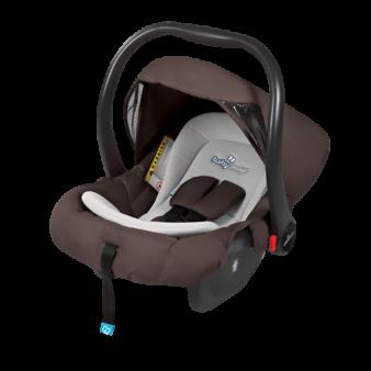Автокресло Baby Design Dumbo, 0-13 кг