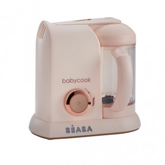 Блендер-пароварка Beaba Babycook Solo Limited Edition Colors