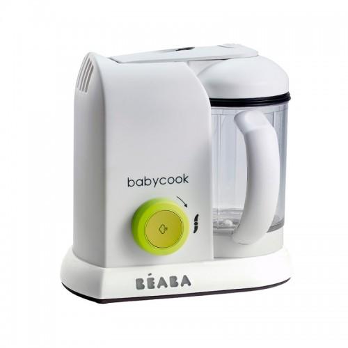 Блендер-пароварка Beaba Babycook Neon