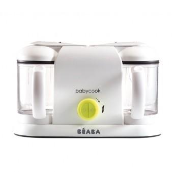 Блендер-пароварка Beaba Babycook Duo Neon