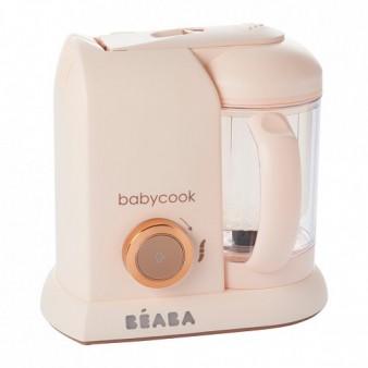 Блендер-пароварка Beaba Babycook Solo Pink
