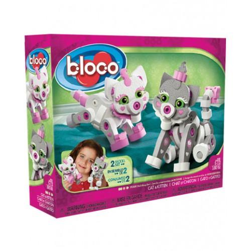 Конструктор Bloco «Cat & Citten»