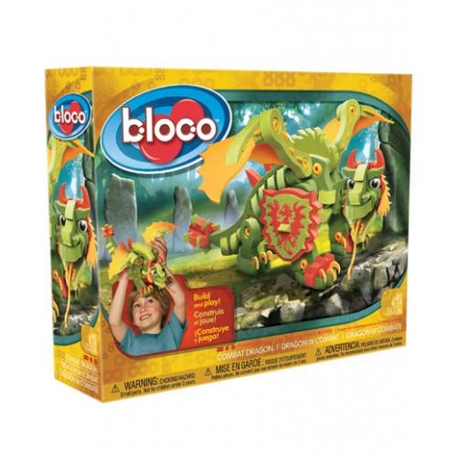 Конструктор Bloco «Combat Dragons»
