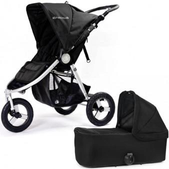 Детская коляска Bumbleride Indie 2 в 1 Black