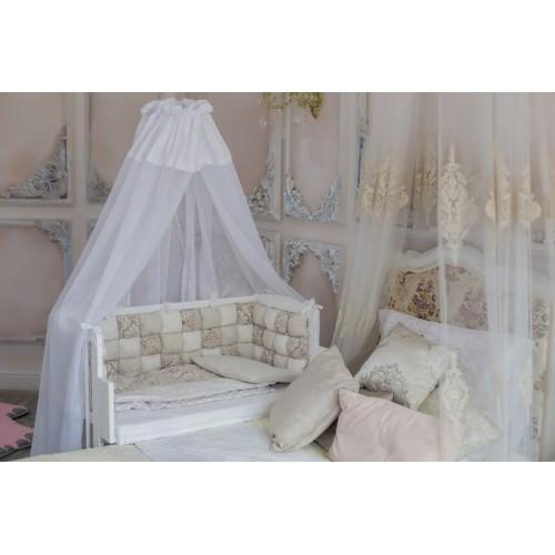 Приставная детская кроватка СomfortBaby Plus