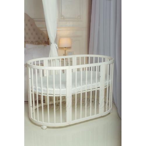 Детская кроватка-трансформер ComfortBaby SmartGrow 8 в 1