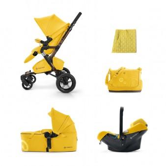 Детская коляска Concord Neo Mobility Set -  люлька Scout и автокресло Air.Safe 3 в 1 Limited Edition(Германия)