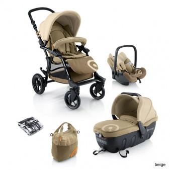 Детская коляска Concord Fusion Travel Set - люлька Sleeper и автокресло Air 3 в 1 (Германия)