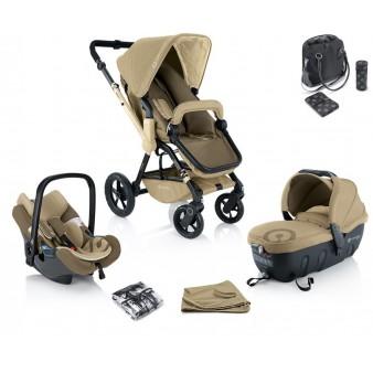 Детская коляска Concord Wanderer Travel Set 3 в 1 + сумка Mamabag