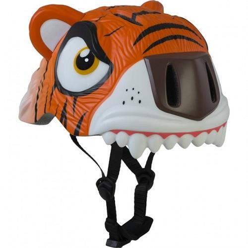 Шлем Crazy Safety Orange Tiger, Дания