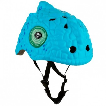 Шлем Crazy Safety Blue Cameleon