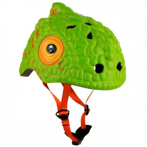 Шлем Crazy Safety Green Cameleon