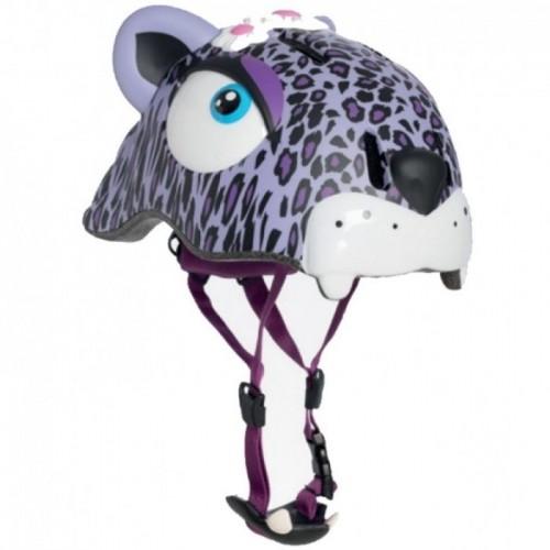 Шлем Crazy Safety Purple Leopard, Дания