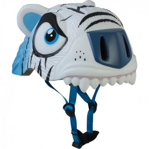 Шлем Crazy Safety White Tiger, Дания