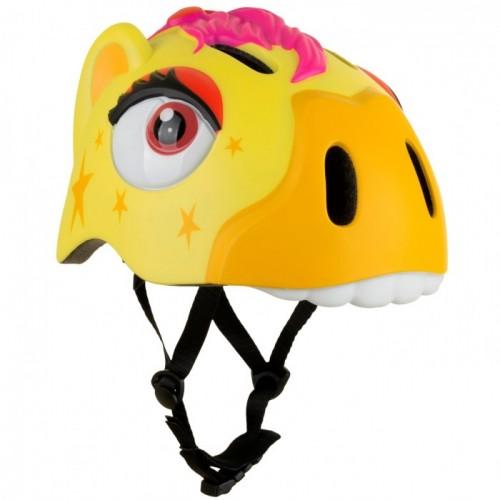 Шлем Crazy Safety Yellow Zebra