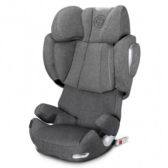 Автокресло Cybex Solution Q3-Fix Plus, 15-36 кг