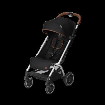Прогулочная коляска Cybex Eezy S+Denim Series Black с дождевиком (б/у 2 месяца). Состояние новой.