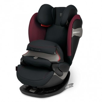 Автокресло Cybex Pallas S-Fix for Scuderia Ferrari, 9-36 кг
