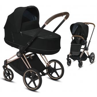 Детская коляска Cybex Priam Lux 2 в 1