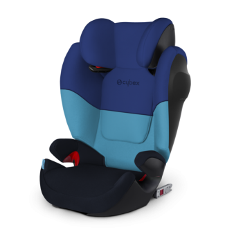 Автокресло Cybex Solution M-Fix SL, 15-36 кг