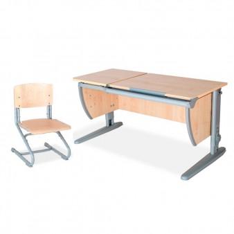 Стол СУТ 17-04 со стулом  ДЭМИ