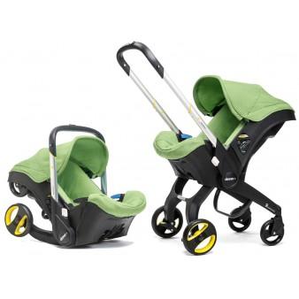 Автокресло Simple Parenting Doona 0-13 кг цвета Sweet и Fresh