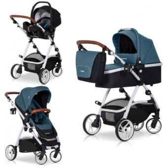Детская коляска EasyGo Optimo 3 в 1