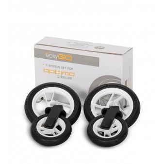 Надувные колеса к коляске EasyGo Optimo, Польша