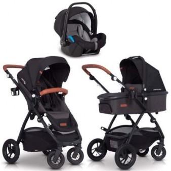 Детская коляска EasyGo Optimo Air 3 в 1
