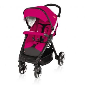 Прогулочная коляска Espiro Sonic Розовый