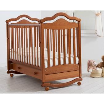 Детская кроватка-качалка Gandylyan Анжелика