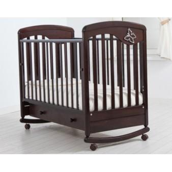 Детская кроватка-качалка Gandylyan Джулия